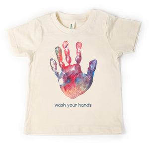Wash Your Hands, tshirt