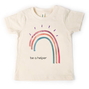 Be a Helper, Adult tshirt