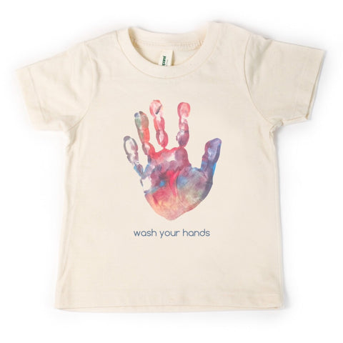 Wash Your Hands, Adult tshirt