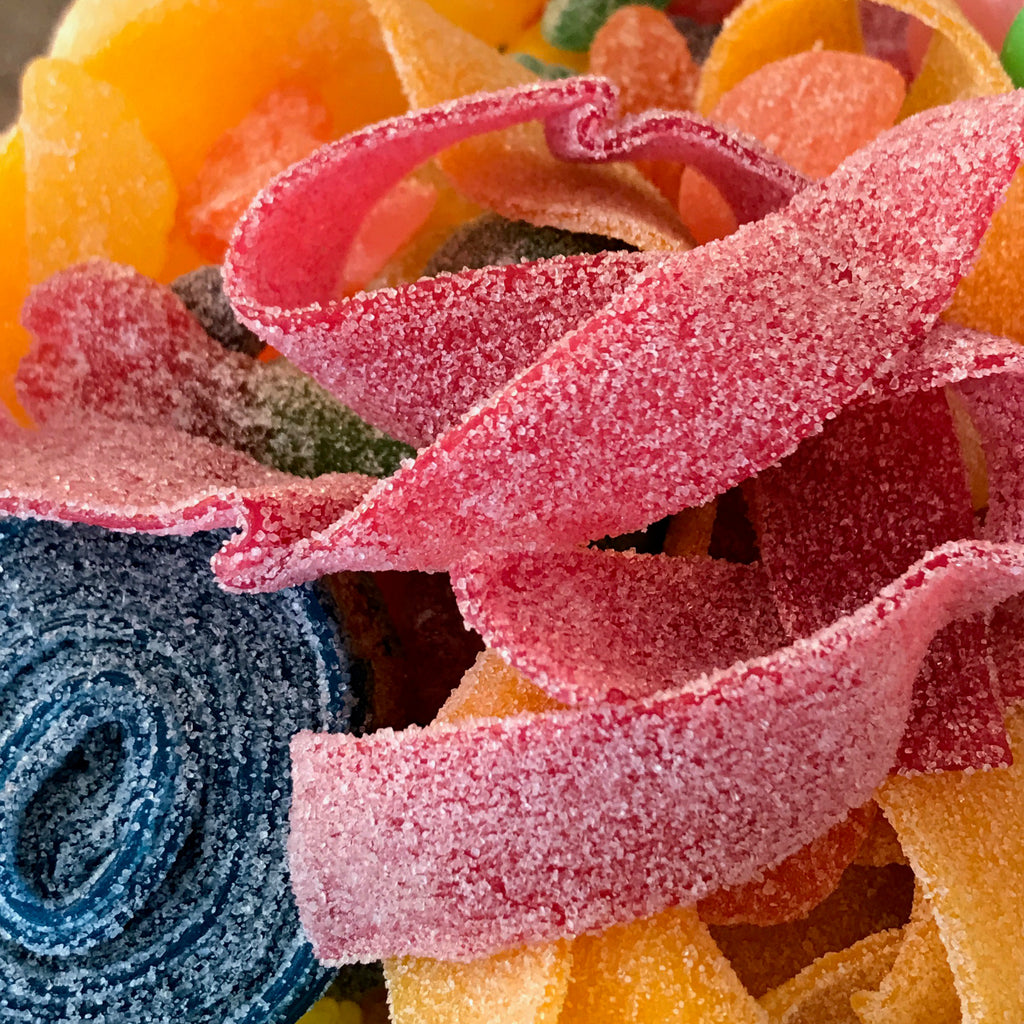Pucker Up Sweetheart Get Ready For Our Most Delicious Sour Candy Giddy Candy