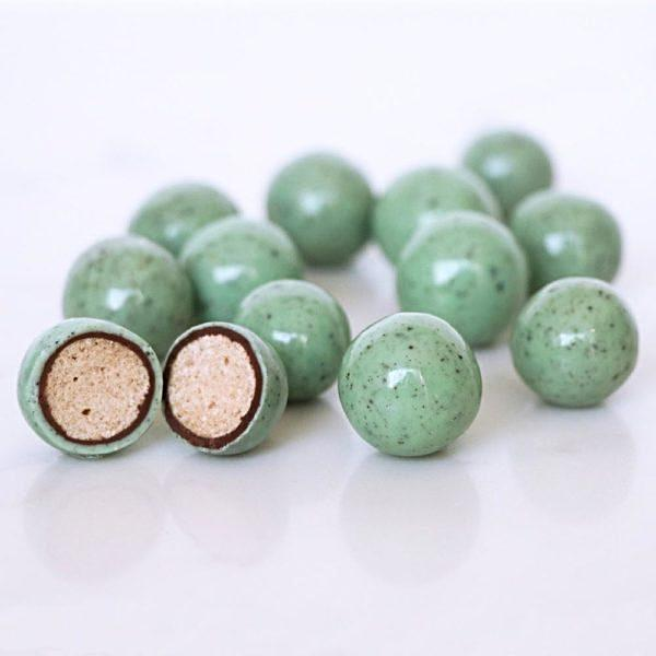 Mint Malt Balls - Giddy Candy