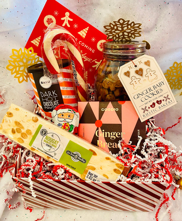 Holiday Sugar + Spice Gift Box