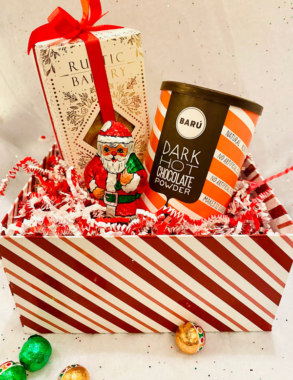Comfort + Joy Holiday Gift Box