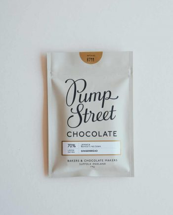 Pump Street Chocolate Gingerbread Bar