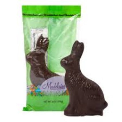 Dark Chocolate Bunny Rabbit