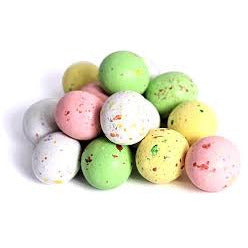 Speckled Malted Easter Eggs