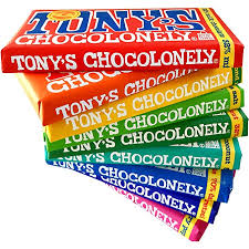 Tony's Chocolonely Chocolate Barso