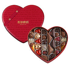 Neuhaus 28 Piece Valentin's Day Chocolate Heart