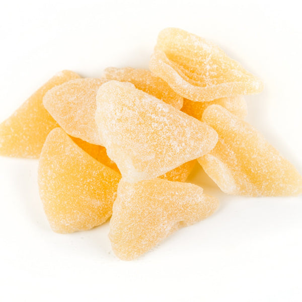 Sour Gummy Grapefruit Slices - Giddy Candy