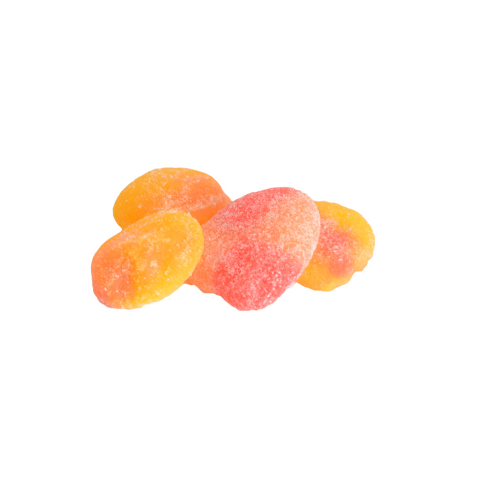 Peach Gummie Slices