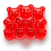 Cherry Gummy Bears - Giddy Candy