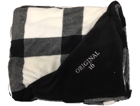 Original 16 Oversized Plush Blanket