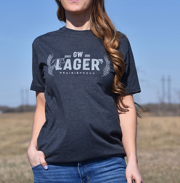 GW Lager Shirt collab with Prairie Proud
