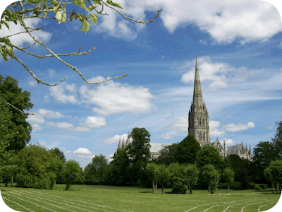A View of Salisbury