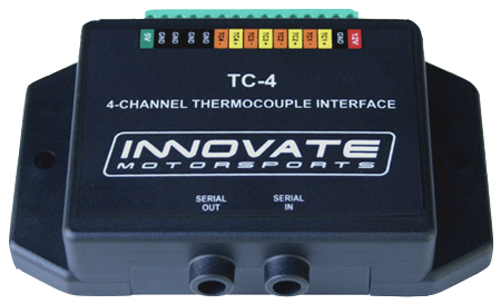 Innovate Motorsports TC-4 Quad thermocouple interface