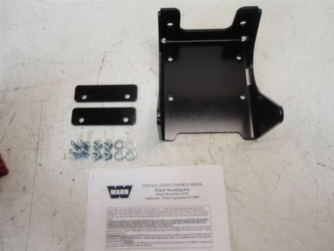 2009 - 2013 POLARIS SPORTSMAN XP WINCH MOUNT KIT# 83408 09 10 11 12 13