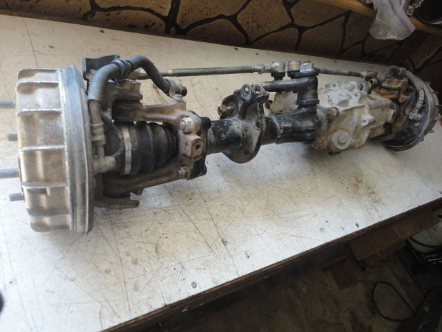 honda fourtrax trx 350 trx350 front differential diff 86