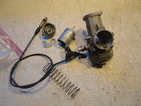 1989 ktm lc4 600 bing carburetor and parts