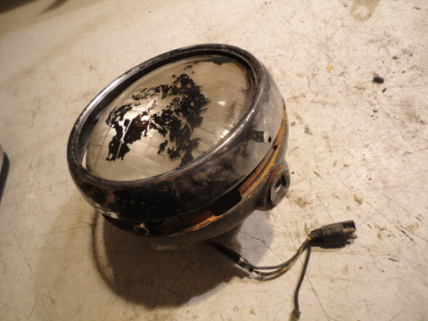 1976 Yamaha dt250 headlight bucket 498-84130-60-20