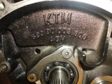 1991 KTM 600 LC4 engine cases and transmission with shift shaft