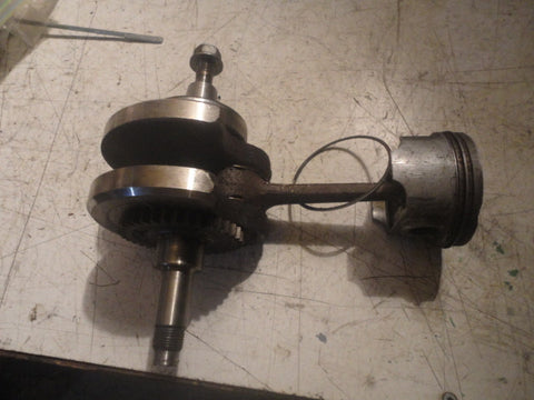1992 Susuki dr250 crankshaft rod and piston