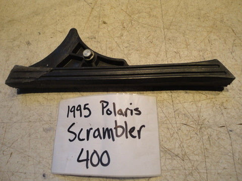1996 POLARIS CHAIN GUARD GUIDE SCRAMBLER 400 4x4 5431968 95 plastic sliderb oem