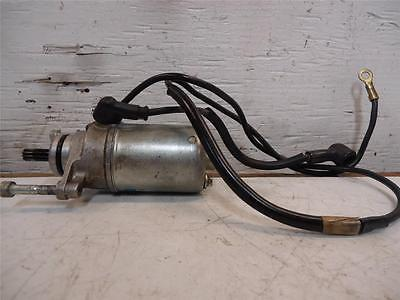 1988 YAMAHA CHAMP YFM STARTER 88 CHAMP 55X-81800-51-00 SPARK IGNITION START