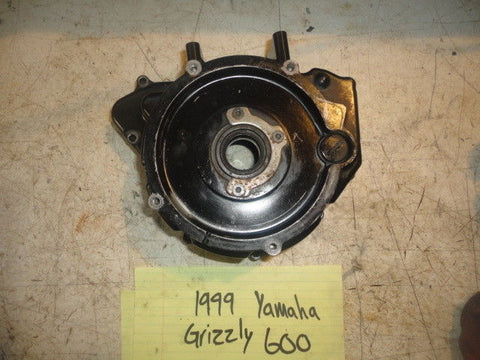 98-01 Yamaha Stator Side Cover 4WV-15411-00-00 Grizzly 600 generator 99 1999 oem