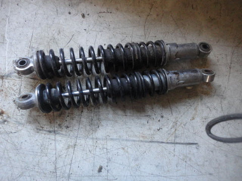 1975 Honda XL 175 Rear shocks  absorbers oem suspension