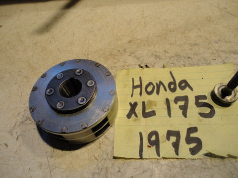 75 76 77 78 HONDA XL175 ROTOR FLYWHEEL generator 31101-391-004 xl175 alternator
