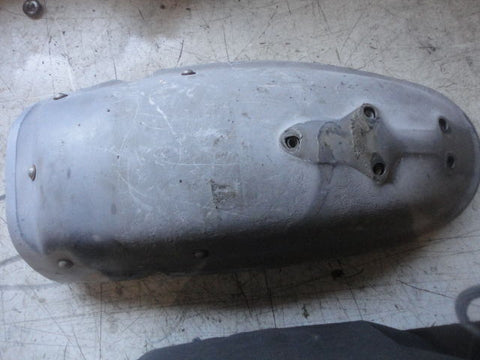 1975 rear fender mud guard oem honda xl 175