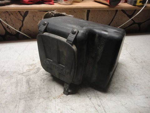 ARCTIC CAT 04 05 06 fis 400 4X4 AUTO STORAGE TOOL BOX OEM luggage carry 2005