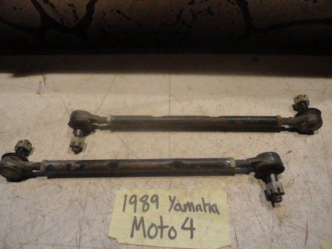 yamaha yfm250 moto 4 steering tie rods ends yfm250 89 1NU-23831-00-00 left right