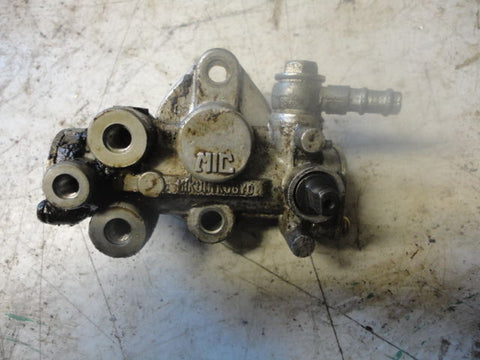 76 77 78 SUZUKI DS185 DS 185 OIL PUMP injector injection 1978 oiling system oem
