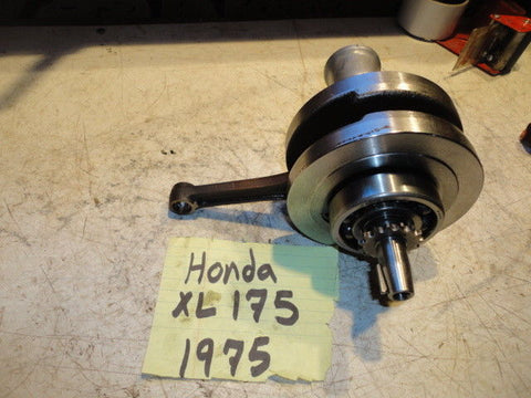 CRANKSHAFT CRANK HONDA 1975 XL175 75 XL 175 73 74 crankshaft 13000-391-000 oem