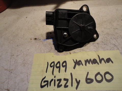 1999 YAMAHA GRIZZLY 600 4WD FRONT DIFFERENTIAL ACTUATOR 5GH-4616A-02-00 servo