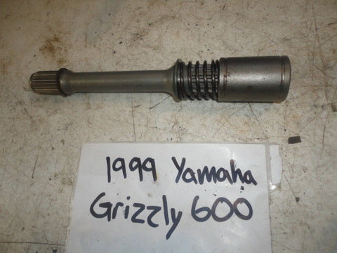 1999 Yamaha Grizzly 600 4x4 Drive Shaft Pin Set Spring Coupler 4WV-46173-00-00