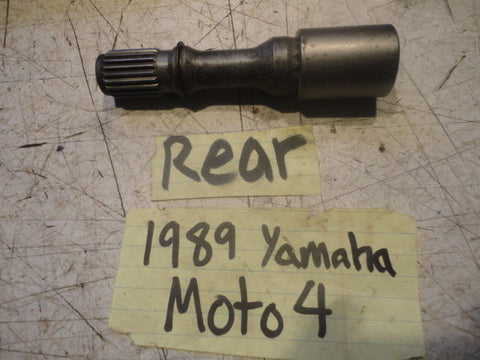 YAMAHA MOTO 4 1989 250 89 -91 YFM200 REAR DRIVE SHAFT 3GH-46172-00-00 oem