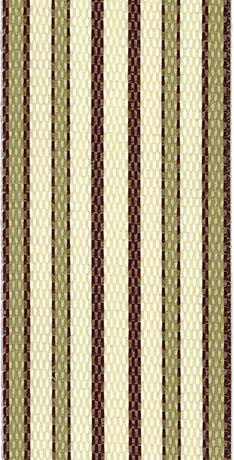 Tan Stripe Lawn / Beach Chair Webbing / Strapping
