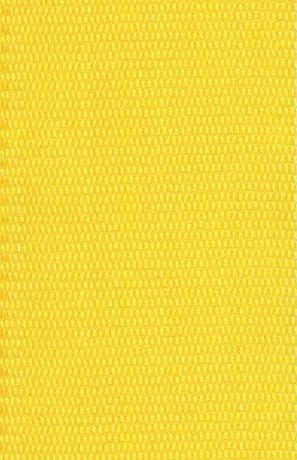 Solid Yellow Lawn & Beach Chair Webbing / Strapping