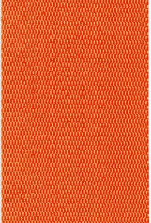 Solid Orange Lawn / Beach Chair Webbing / Strapping