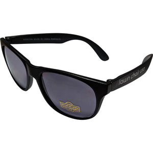 Black Lawn Chair USA Sunglasses