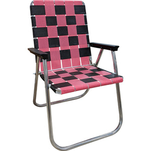 Pink & Black Classic Chair