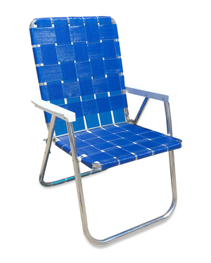 Blue Wave Classic Webbing Aluminum Chair