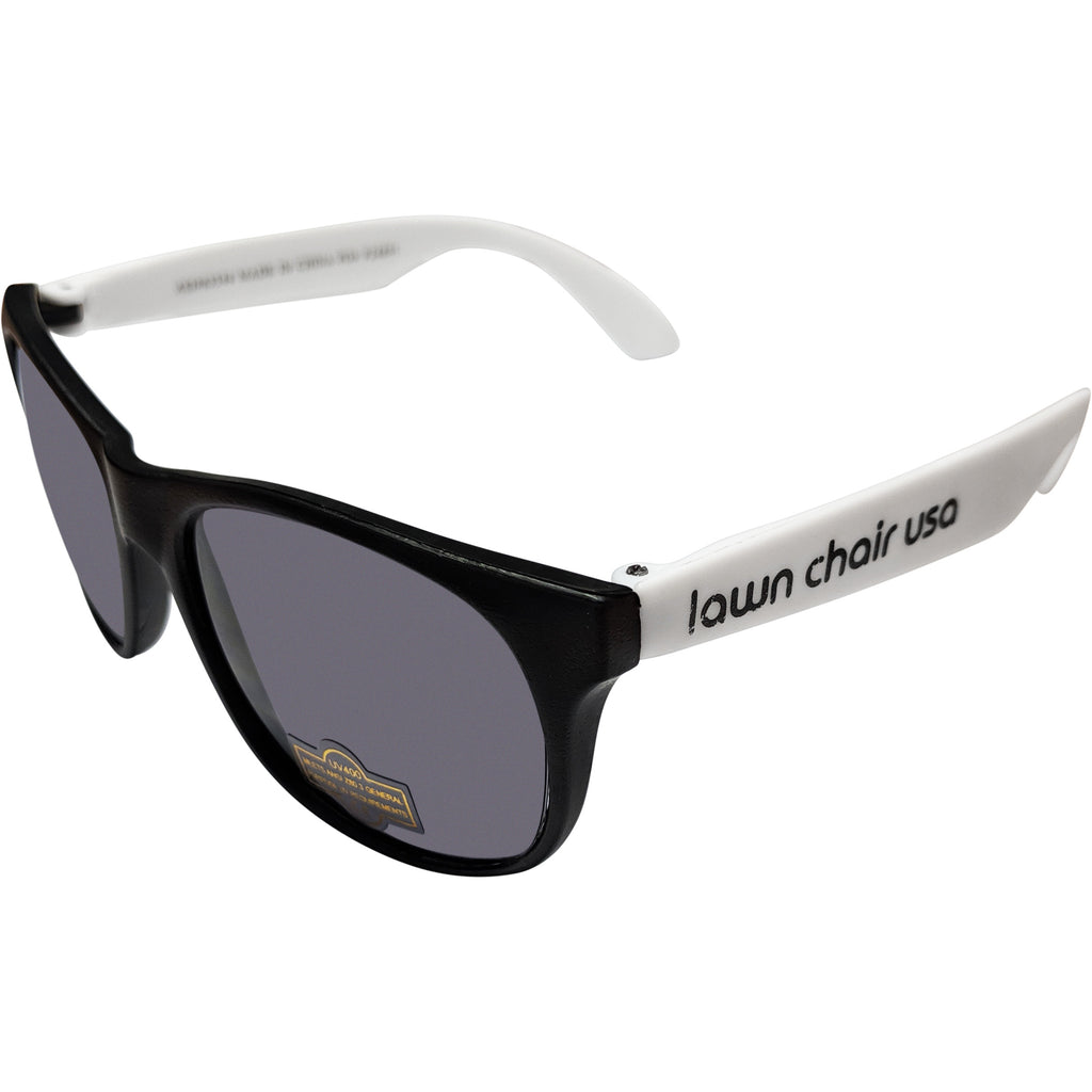 White Lawn Chair USA Sunglasses