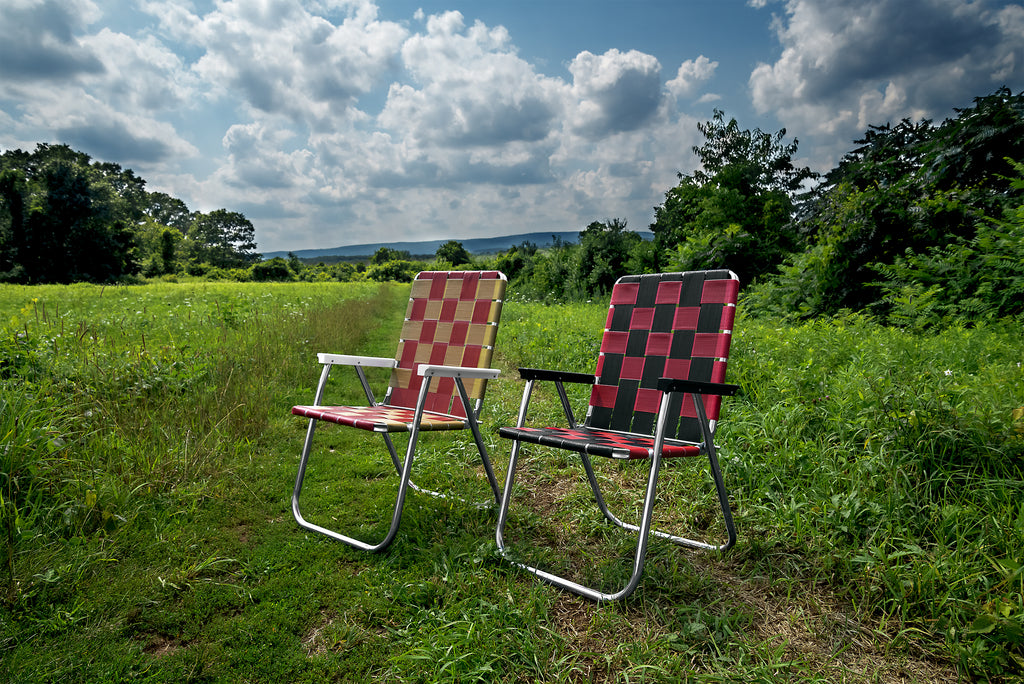 Lawn Chair Usa American Made Chairs And Webbing