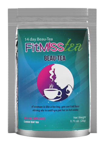 Single Bag - Beau Tea 30 Day
