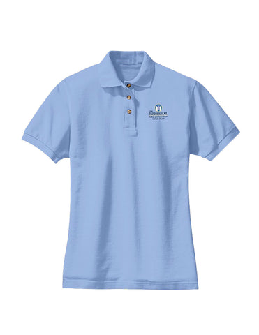 Girls K-8 Everyday Jersey Polo