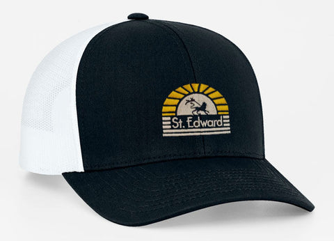 Monarchs Sunrise Trucker Hat