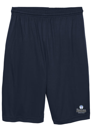 Unisex Performance Athletic Short